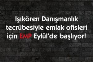 Emlak ofisleri için EMP